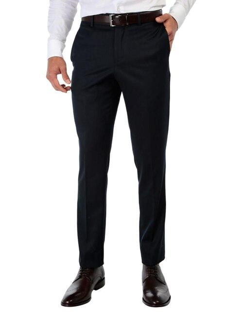 524ea3e2846e3 Pantalón de vestir Perry Ellis corte slim fit