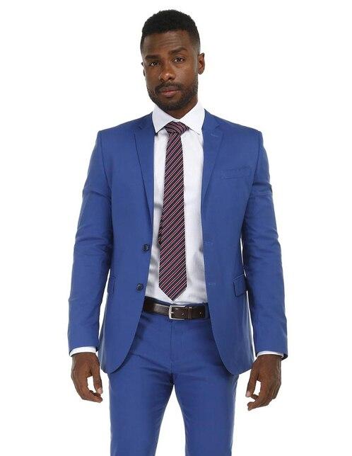 Saco de vestir Perry Ellis Tech Suit corte slim fit 961c03117669