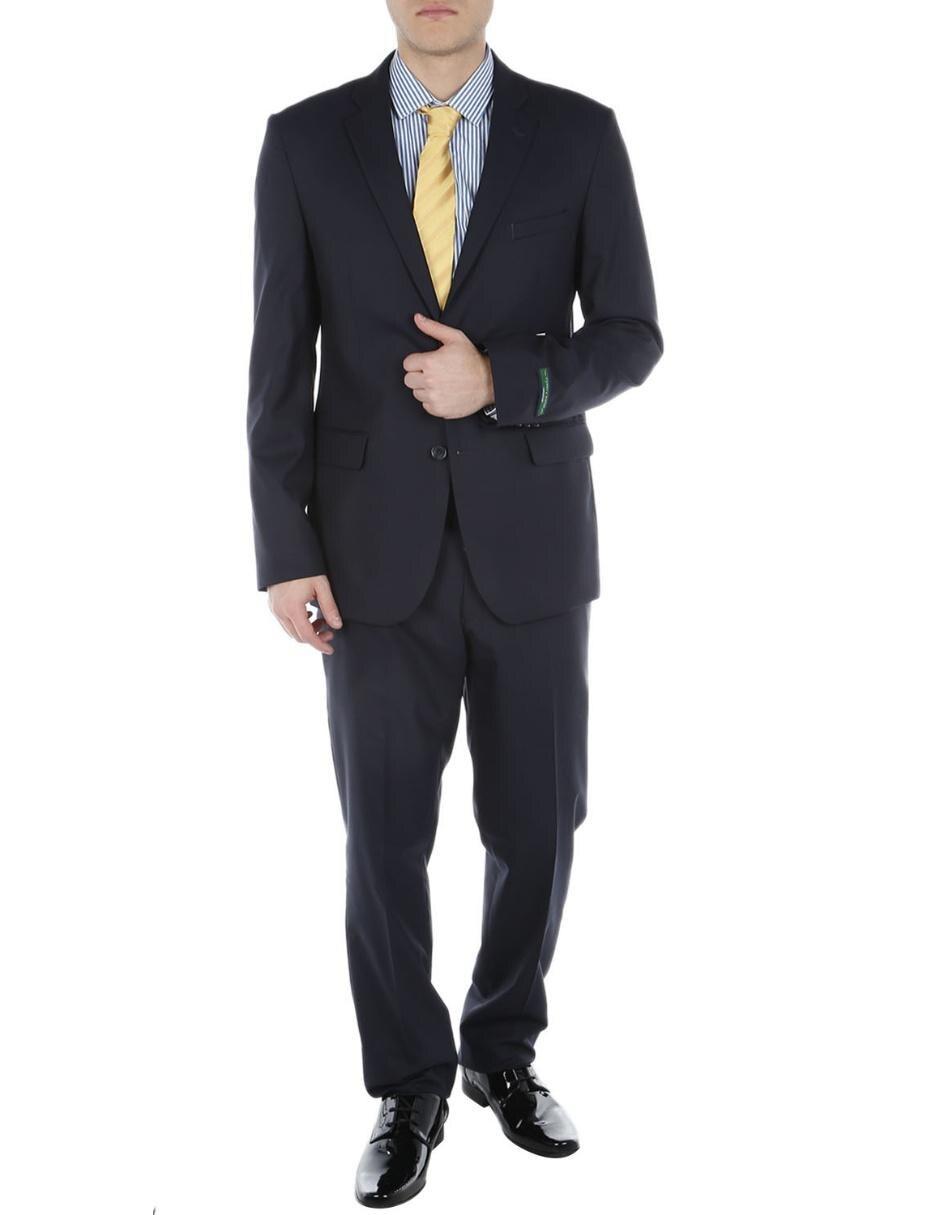 Traje Tommy Hilfiger corte slim lana Precio Sugerido a8ec62580b60