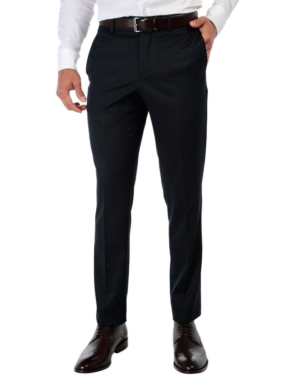 b45cfda5ab2ec Pantalón de vestir Perry Ellis corte slim fit Precio Sugerido